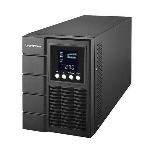 Zasilacz UPS Cyber Power 1000VA/900W Tower LCD USB online, OLS1000E