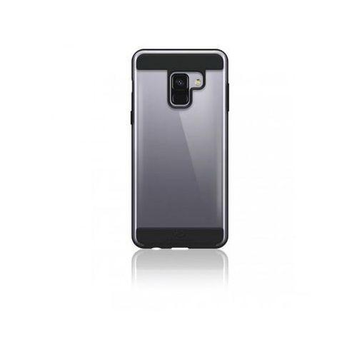 Etui WHITE DIAMONDS Innocence Tough Clear do Samsung Galaxy A8 2018 Czarny, kolor czarny