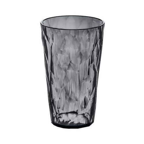 Szklanka crystal 400ml -  (kolor:: antracyt) marki Koziol