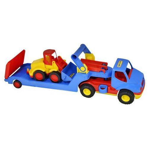 ConsTruck ciężarówka + Bazik ładowarka w siatce, 80426404022ZA (5648310)