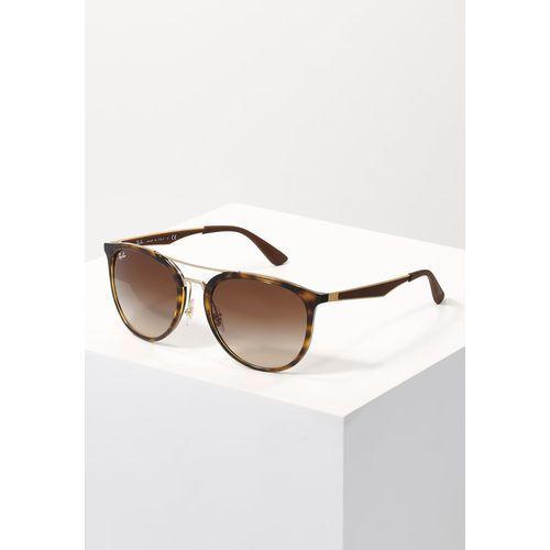 Ray-ban Rayban okulary przeciwsłoneczne havana/brown gradient (8053672770803)