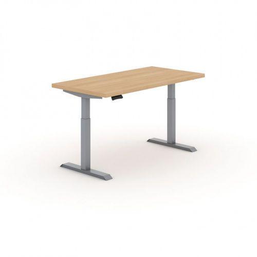 Stół warsztatowy z regulacją wysokości, 1 silnik, 1600 x 800 mm