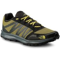 Trekkingi - litewave fastpack t93fx6afz tnf black/blazing yellow, The north face