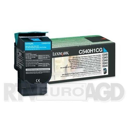 Lexmark C540H1CG - produkt w magazynie - szybka wysyłka! - sprawdź w wybranym sklepie