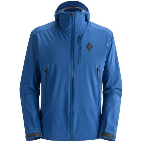 dawn patrol shell kurtka softshell blue marki Black diamond