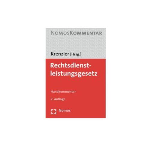 Rechtsdienstleistungsgesetz (RDG), Kommentar
