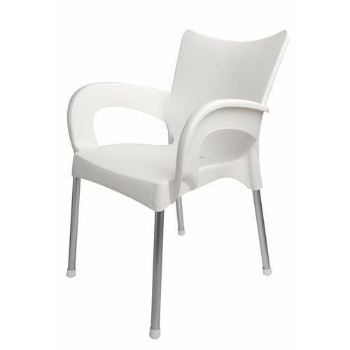MEGA PLAST krzesło Dolce MP463, białe (8606006428903)