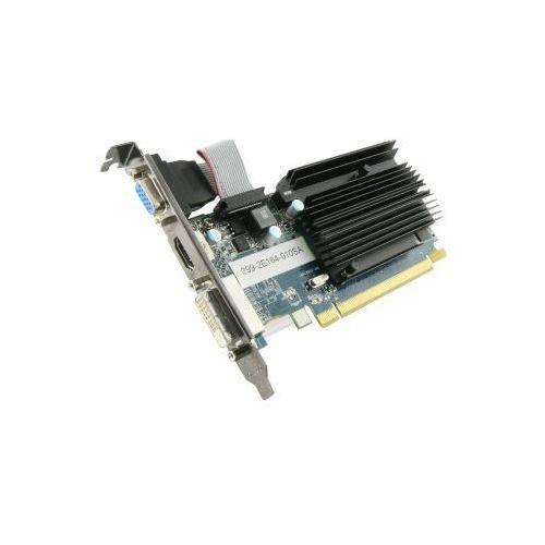 Karta graficzna Sapphire Radeon HD 6450, 1GB DDR3 (64 Bit), HDMI, DVI-D, VGA, BULK 11190-02-10G - odbiór w 2000 punktach - Salony, Paczkomaty, Stacje Orlen