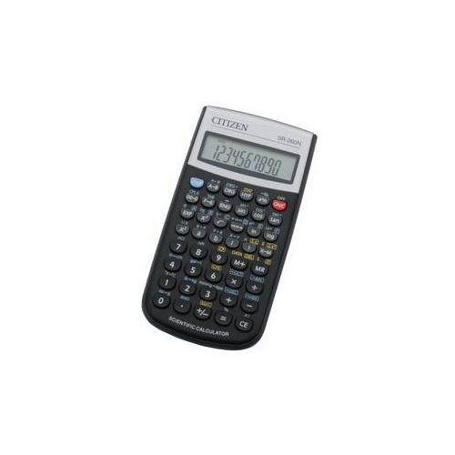 Kalkulator  sr-260n (sr-260n) czarna marki Citizen
