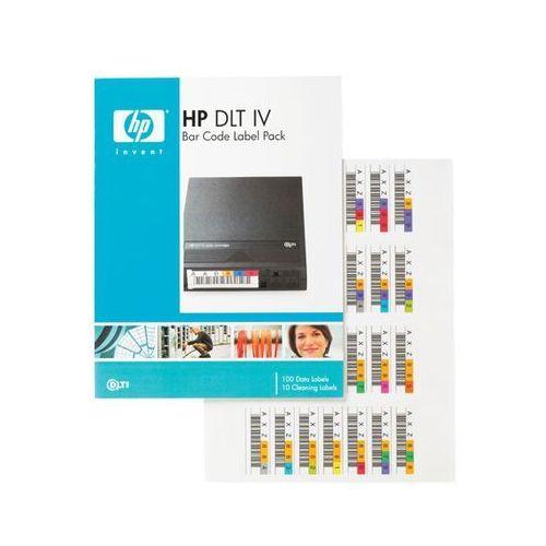 HPE DLT IV Bar Code Label Pack (Q2004A), Q2004A