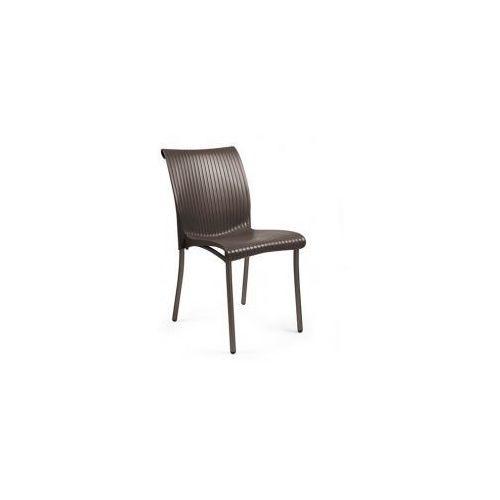 Krzesło Regina brązowe (8010352618206)
