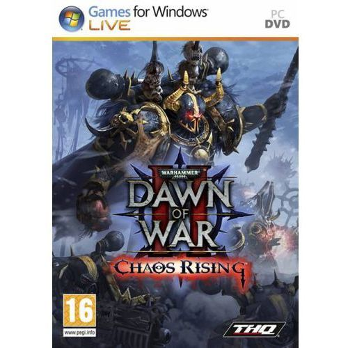 Warhammer 40.000 Dawn of War 2 Chaos Rising (PC)