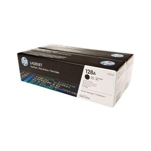 Tonery oryginalne hp 128a (ce320ad) (czarne) (dwupak) - darmowa dostawa w 24h marki Hewlett-packard (hp)