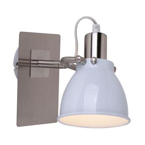 Zumaline kinkiet/lampa ścienna pictor biały rlb94023-1w