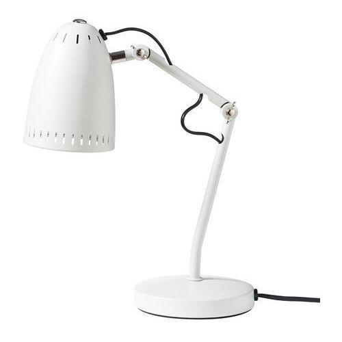 DYNAMO TABLE-Lampa Biurowa Przegubowa Metal Wys.40cm, SL05344-MATT WHISPER WHITE