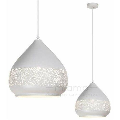 Rabalux Lampa wisząca kaia 2279 1x40w e27 biała (5998250322797)