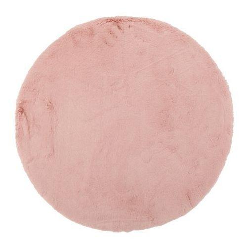 Multidecor Dywan okrągły bella 80 cm pudrowy róż (5907736272518)
