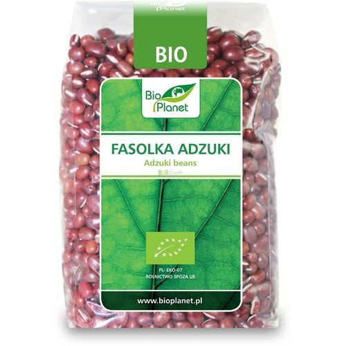 Bio planet : fasolka adzuki bio - 400 g (5907814660602)