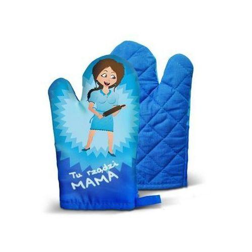 Rękawica Kuchenna - Tu rządzi Mama (5902596555641). Najniższe ceny, najlepsze promocje w sklepach, opinie.