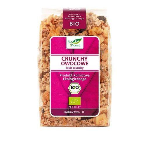 Bio Planet: crunchy owocowe BIO - 250 g