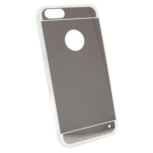 Slim Mirror Case Srebrny | Etui dla Sony Xperia XA - Srebrny
