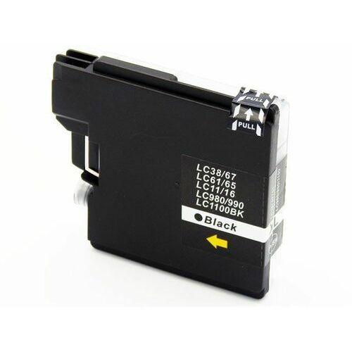 Zgodny tusz czarny z LC1100BK do Brother DCP-195C DCP-385C MFC-490CW DD-Print, kolor Black