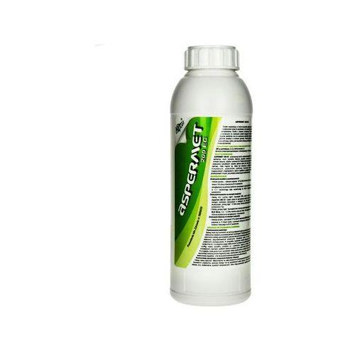 Asplant Aspermet 200 ec 1l permetryna. oprysk na komary, muchy, pluskwy. (5907120000321)