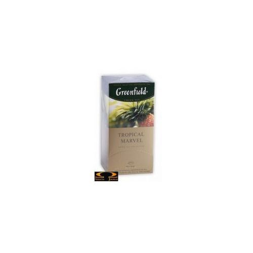 Herbata  tropical marvel od producenta Greenfield