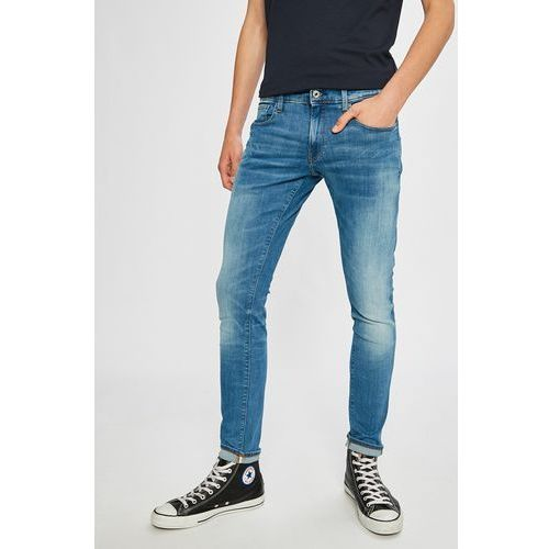 G-Star Raw - Jeansy Deconstructed, jeansy