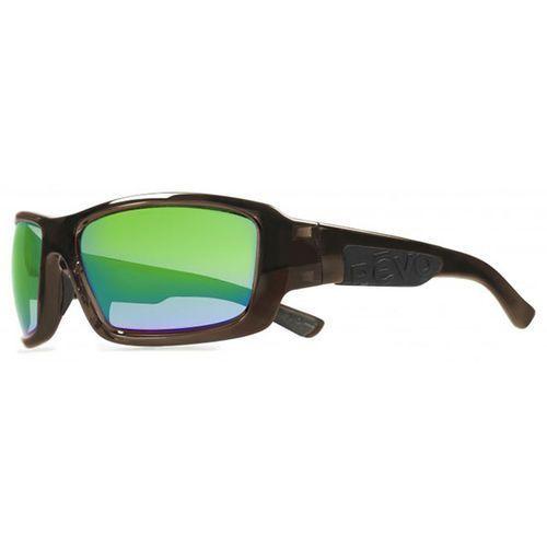 Okulary słoneczne re1005 straightshot serilium polarized 02 gn marki Revo