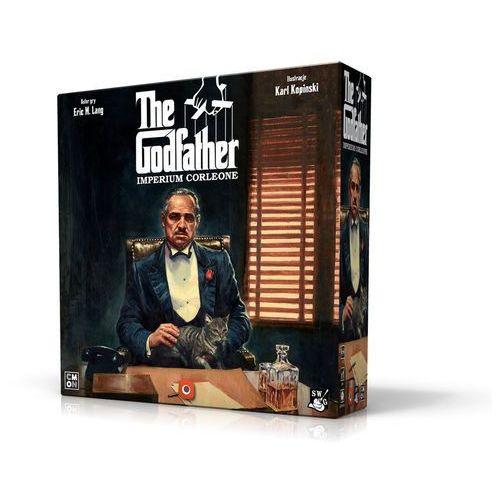 The Godfather. Imperium Corleone - Portal Games (5902560380873)