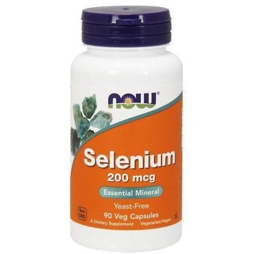 Selen 200 mcg - 90 Veg kaps Selenometionina