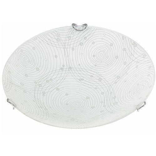 Plafon Rabalux Andra 3234 lampa sufitowa 1x12W LED biały / chrom