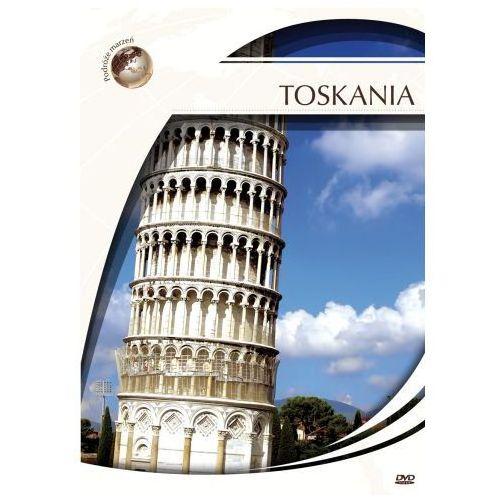 OKAZJA - DVD Podróże Marzeń TOSKANIA