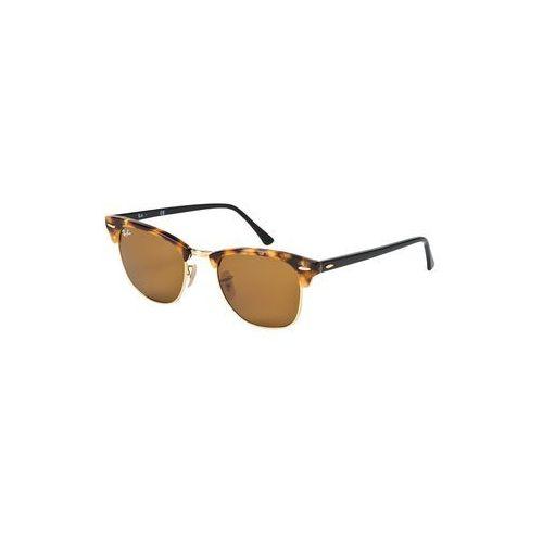 - okulary clubmaster marki Ray-ban
