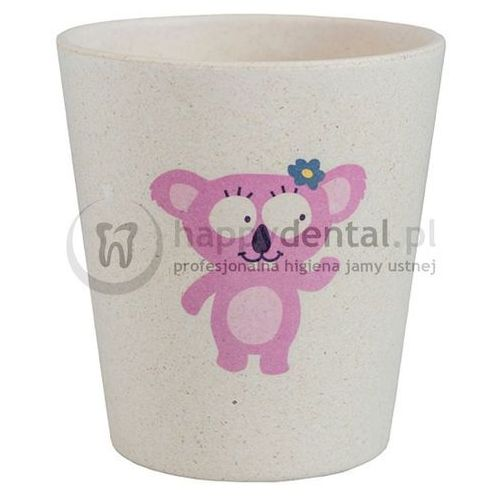 Jack-n-jill koala - biodegradowalny kubeczek na szczoteczki marki Jack n'jill