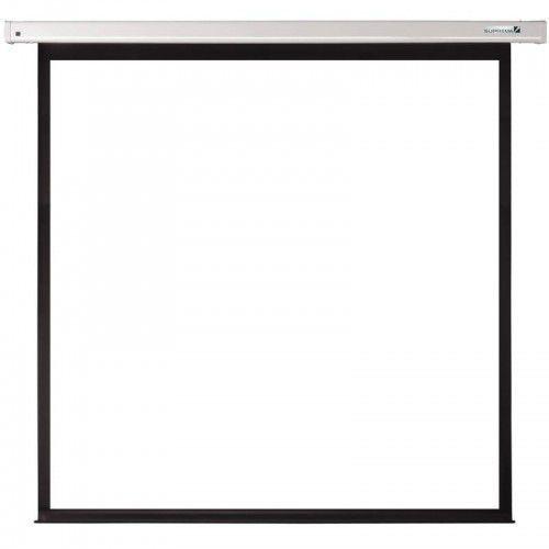 Suprema Ekran lupus manual 171x171 matt white (format 1:1)