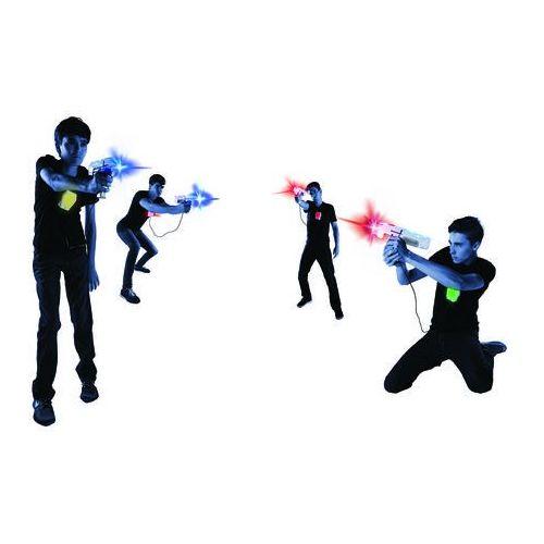 Tm toys Pistolet na podczerwień - zestaw podwójny (las88016)