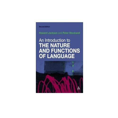 Introduction to the Nature and Functions of Language