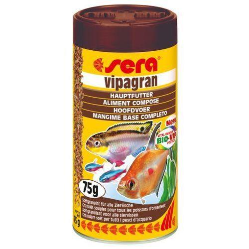 vipagran podstawowy pokarm granulowany - opakowania 10-80g marki Sera