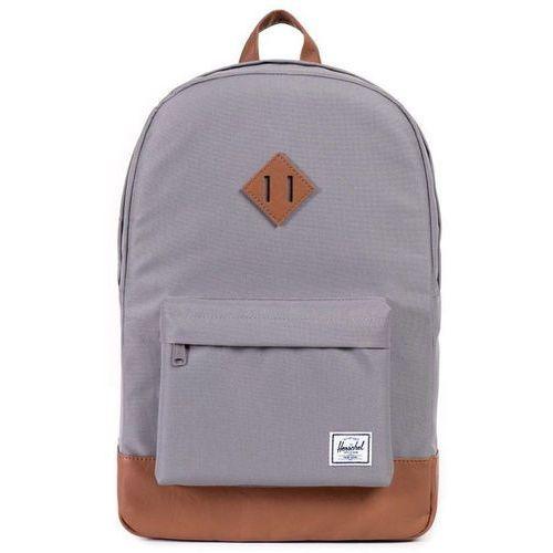 Herschel heritage plecak szary 2018 plecaki szkolne i turystyczne (0828432010356)