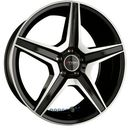 sw6 schwarz voll poliert einteilig 8.00 x 17 et 45 marki Xtra wheels