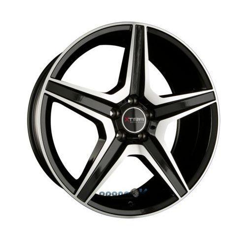 sw6 schwarz voll poliert einteilig 9.50 x 19 et 40 marki Xtra wheels