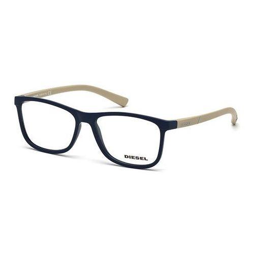 Okulary korekcyjne  dl5176 091 marki Diesel