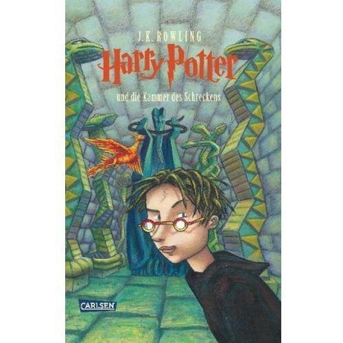 Harry Potter und die Kammer des Schreckens (9783551551689)