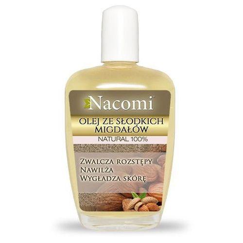 Olej ze słodkich migdałów, 50 ml - NACOMI