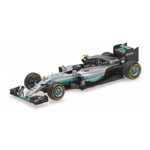 Mercedes amg petronas f1 team f1 w07 hybrid #6 rosberg world champion 2016 marki Minichamps