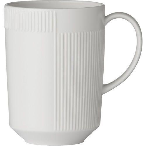 Kubek porcelanowy 350 ml Duet Rosendahl biały (21225)