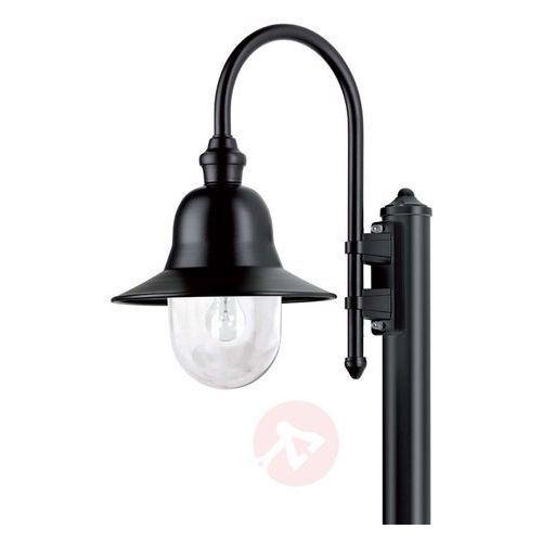 LCD Lengerich lampy stojące Czarny, 1-punktowy - Klasyczny/Rustykalny - Obszar zewnętrzny - Lengerich - Czas dostawy: od 4-8 dni roboczych (8033239010733)