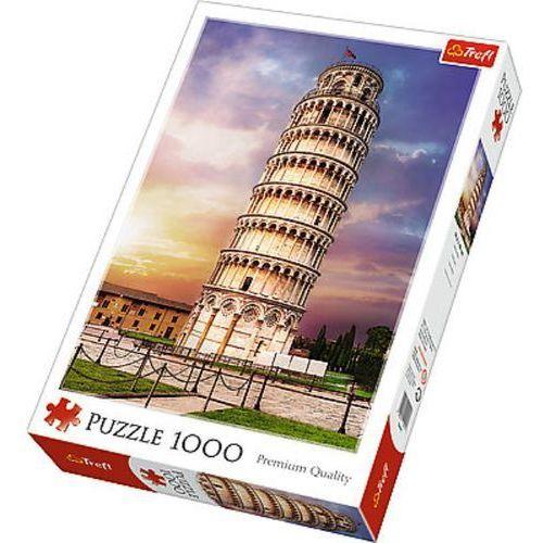 Trefl 1000 elementów wieża w pizie (5900511104417)